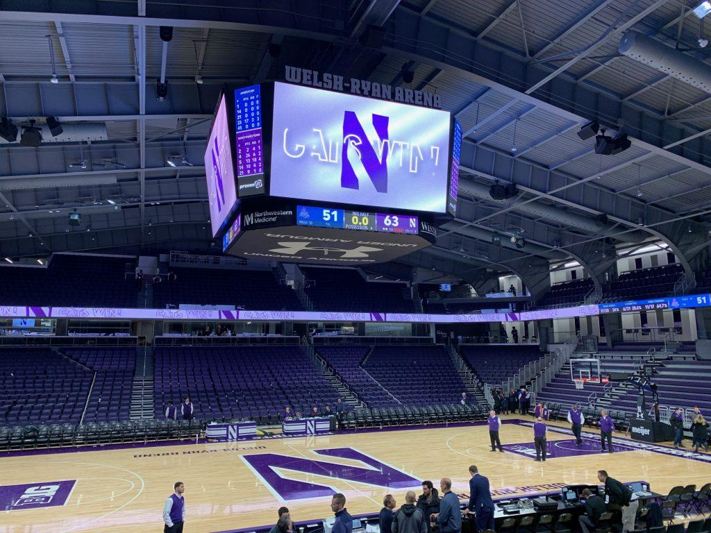 Northwestern University vs American University