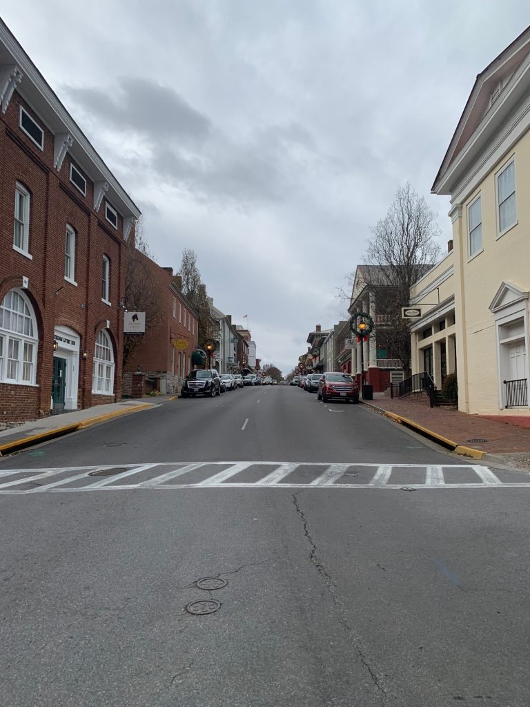 Visiting Lexington Virginia